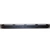 CAT5E 24 PORT PATCH PANEL