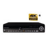 24 CHANNEL PoE NETWORK VIDEO RECORDER (NVR) – BUILT IN 4 TB HARD DRIVE + USB MOUSE