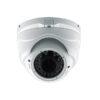 4 MP IP 2.8-12mm Varifocal Lens 24 IR IP Vandal Ball DOME CAMERA WITH 12VDC/PoE, ONVIF