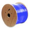 CAT5E SHIELDED 350MHZ BLUE