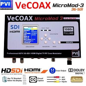 VeCOAX MicroMod-3-SDI