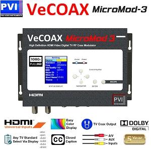 VeCOAX MicroMod-3