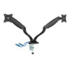 Dual Monitor Mount for 13″-27″
