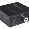 Digital Toslink to Digital SPDIF Audio Converter