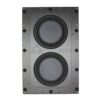 10″ Dual In-Wall Subwoofer (Signature Series)