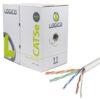 Cat5e UTP CCA Cable 1000ft. (Multiple Colors)